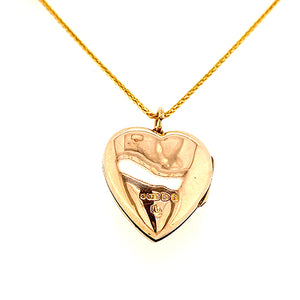 Antique Heart Locket