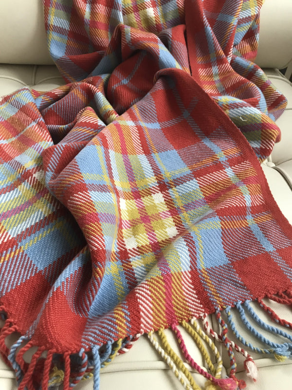 DICKES CASHMERE PLAID LIMITED EDITION NO 5 - Cashmere Friends