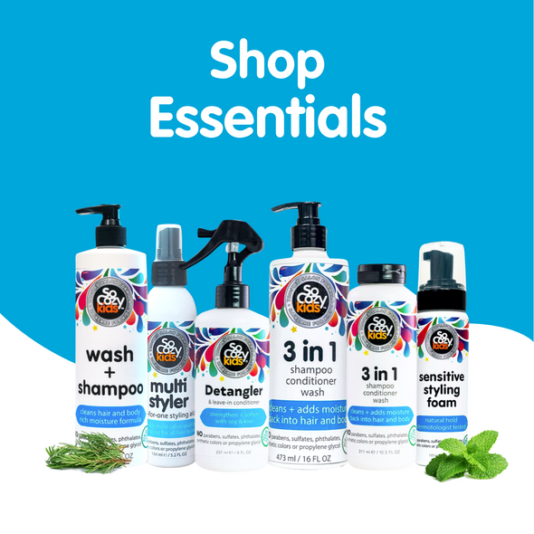 Essentials Kids Hair Products