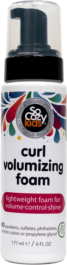 SoCozy Curl Volumizing Foam