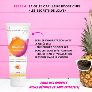 Pop My Curls Paris, La BOX #2 de NOVEMBRE - POP MY CURLS PARIS