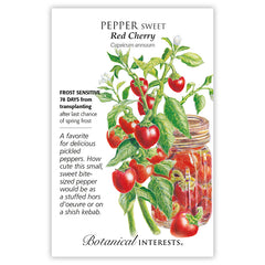 Pepper Sweet Red Cherry