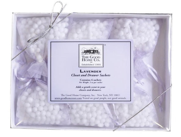 Lavender Closet and Drawer Sachets (includes six) 0.5 oz