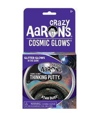 Star Dust Cosmic Glow Thinking Putty