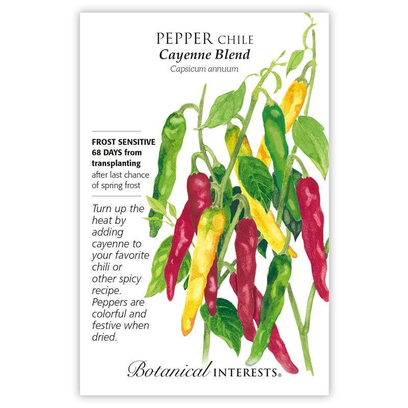 Pepper Chile Cayanne Blend