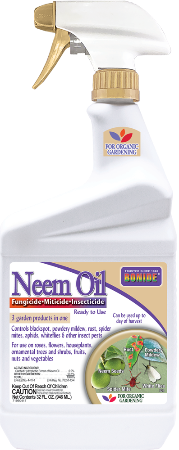 Bonide Neem Oil Ready to Use 128 fl oz