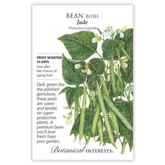 Bean Bush Green Jade