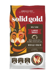 Solid Gold Wolf King™ Large Breed 24 lb