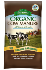 Espoma Organic Dehydrated Cow Manure 1 cu ft