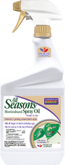 Bonide All Seasons Horticultural & Dormant Spray Oil Ready to Use 32 fl oz