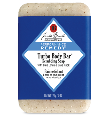 Turbo Body Bar Scrubbing Soap 6 oz