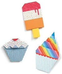 Sweet Treats Origami Paper Craft Kit