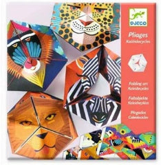 Flexanimals Origami Paper Craft Kit
