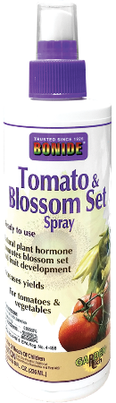 Bonide Tomato & Blossom Set Spray Ready to Use 8 fl oz