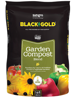 Black Gold® Garden Compost 1 cu ft