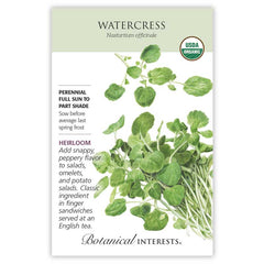 Watercress Organic