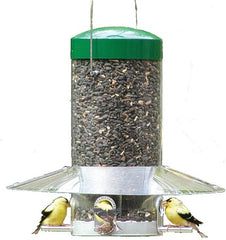 Classic Feeder with Baffle Weather Guard 12