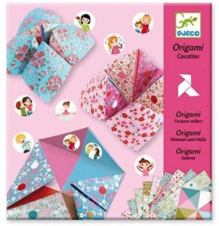 Fortune Tellers Origami Paper Craft Kit