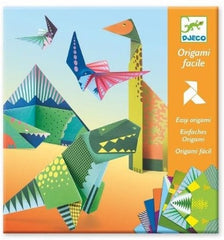 Dinosaurs Origami Paper Craft Kit