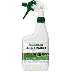 Liquid Fence Deer & Rabbit Repellent Ready-To-Use