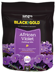Black Gold® African Violet Potting Mix 8 qt
