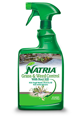 Natria Grass & Weed Control with Root Kill Ready-to-Use 24 oz