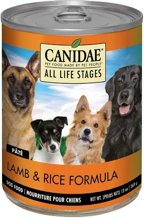 Canidae All Life Stages Lamb & Rice 13 oz
