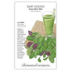 Baby Greens Smoothie Mix