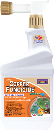 Bonide Copper Fungicide Ready to Spray 16 fl oz