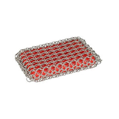 Lodge Silicone & Chainmail Scrubbing Pad