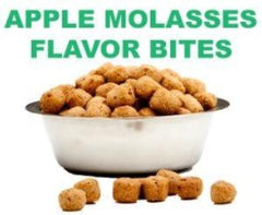 Pawduke Apple Molasses Flavor Bites 16 oz
