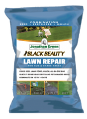 Black Beauty® Lawn Repair for Sun & Shade