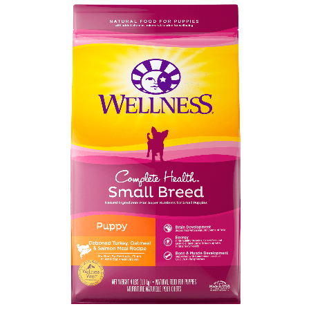 Wellness Complete Health Small Breed Puppy 4 lb