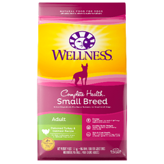 Wellness Complete Health Small Breed Turkey & Oatmeal Recipe