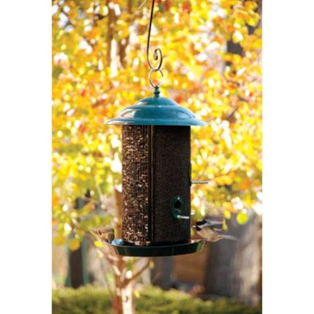 WoodLink Combination Nyjer/Mixed Seed Mesh Feeder - Large