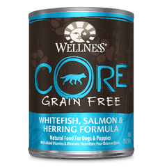 CORE Whitefish, Salmon, & Herring 12.5 oz