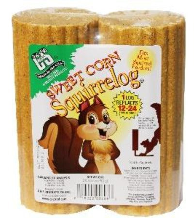 Sweet Corn Squirrelog®Refill Pack 32 oz