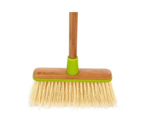 Clean Sweep Broom - Green