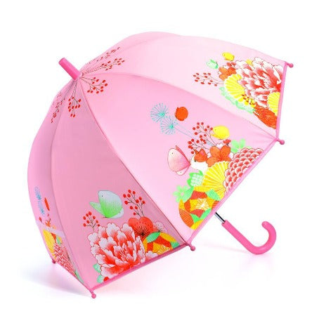 Umbrella Flower Garden