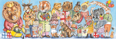 King's Party Gallery Large Jigsaw Puzzle