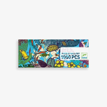 Land and Sea Gallery Large Jigsaw Puzzle