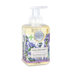 Foaming Hand Soap Lavender Rosemary