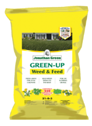 Green-Up Weed & Feed