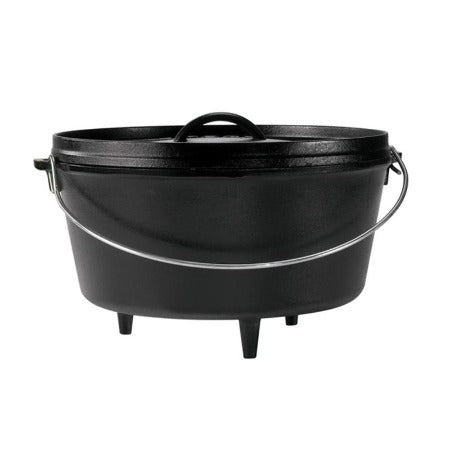 Lodge Cast Iron Dutch Oven 5 qt