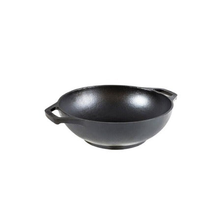 Lodge Cast Iron Wok 9""