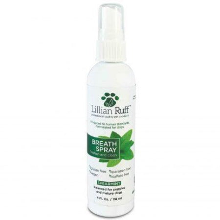 Lillian Ruff Premium Breath Spray 4 oz
