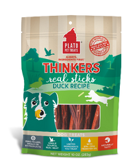 Thinkers Real Sticks Duck Recipe 10 oz