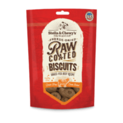 Grass-Fed Beef Raw Coated Biscuits 9 oz