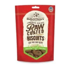 Cage-Free Duck Raw Coated Biscuits 9 oz