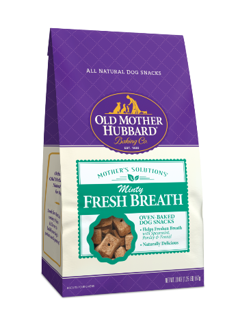 Old Mother Hubbard Fresh Breath Small 20 oz